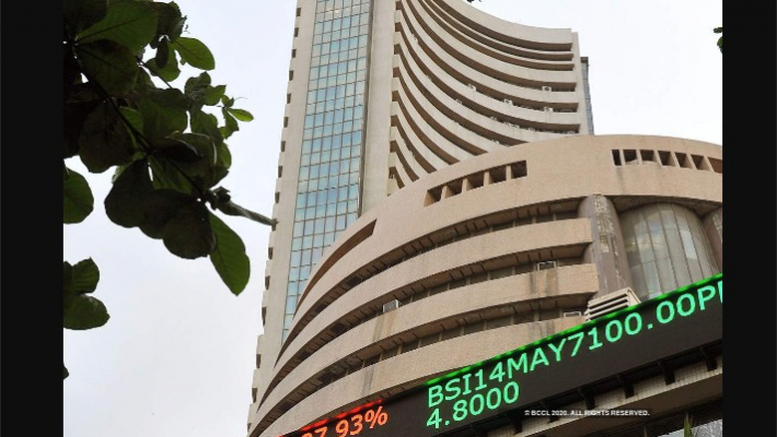Relief rally in markets, Sensex up 1,861 points