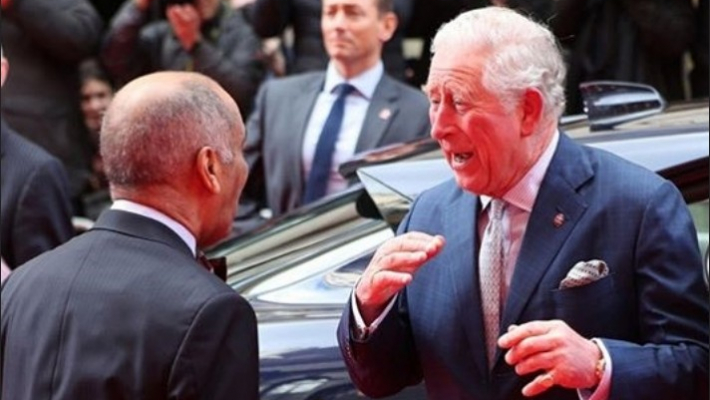 Prince Charles declared COVID-19 positive