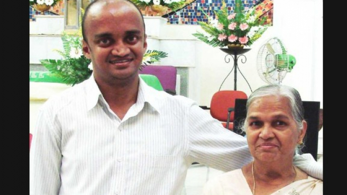 Indian woman inherits son's legacy in UAE eight years after his death