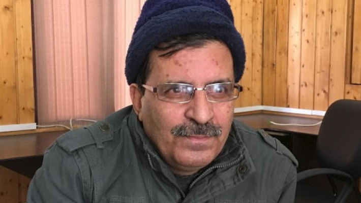 Editor of Kashmir daily arrested in nearly three-decade old terror case
