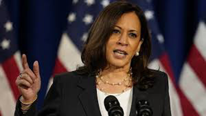 'Our values are shared by majority of American people': Kamala Harris