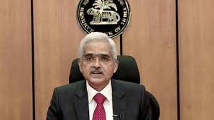 RBI Guv Das tests positive for COVID-19; to continue work from isolation
