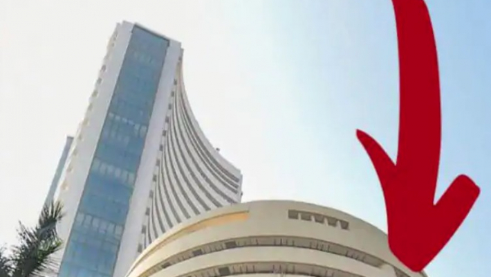 Sensex posts worst day in 10 mths, sinks 1,940 pts amid global meltdown