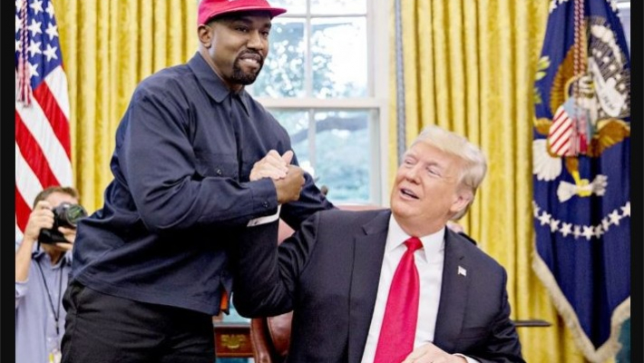 Kanye West feels he's racially profiled for supporting Trump