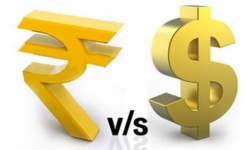 Rupee recovers from 14-month low in opening trade, up 11p against US dollar