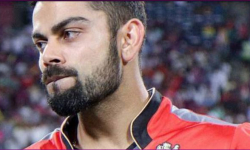 Kohli fined 12 lakh for slow over rate against CSK