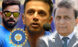 BCCI recommends Dravid for Dronacharya, Kohli for Khel Ratna, Gavaskar for  Lifetime Achievement Award
