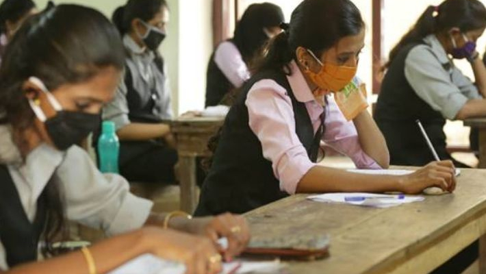 School examinations begin in Kerala; students don masks, stick to distancing norms