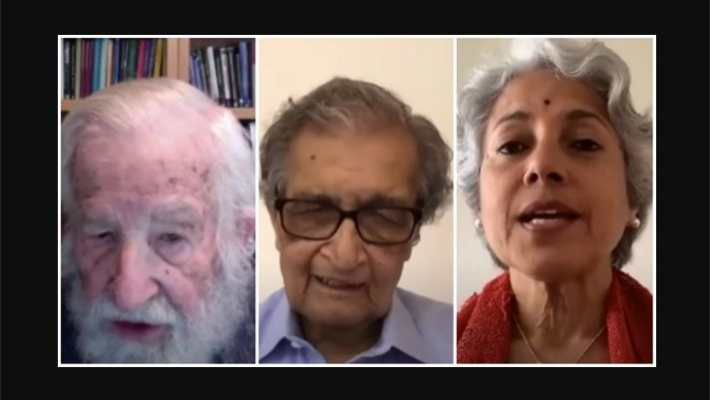 Amartya Sen, Chomsky, Swaminathan praise Kerala for the way it has handled COVID-19