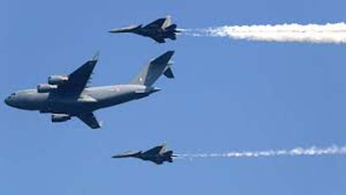 IAF's Suryakirans, Sarang and Tejas to take part in SL Air Force's 70th anniversary celebrations