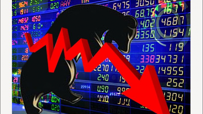 RBI rate cut fails to boost market, Sensex falls to trade in red
