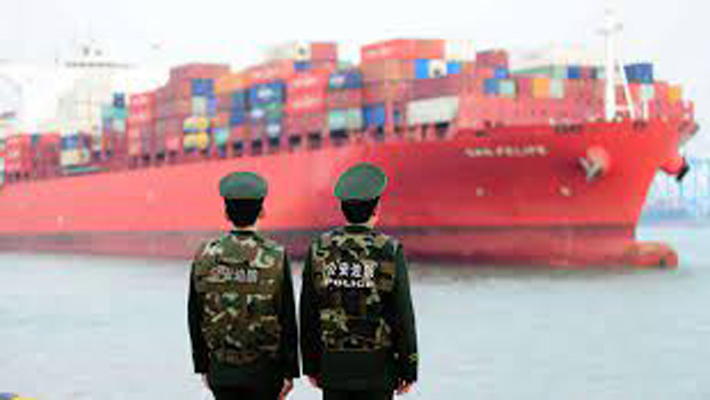 China denies imposing unofficial ban on commercial ships with Indian crew bound for Chinese ports