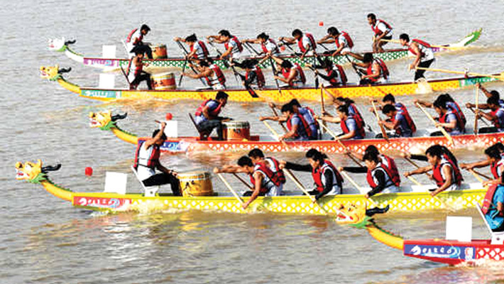Dragon boat championship from Aug 29