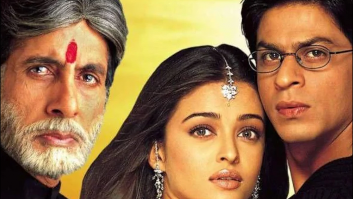 Amitabh Bachchan, Shah Rukh Khan and others celebrate 20 years of 'Mohabbatein'