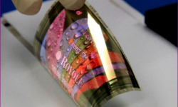 Paper-thin, flexible LCD screens developed