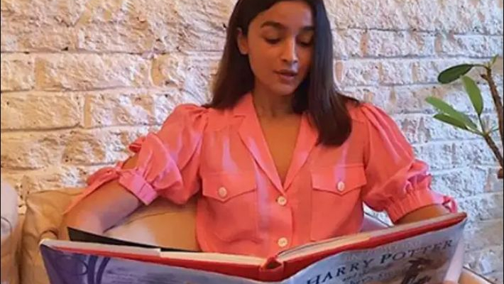 Alia Bhatt joins 'Harry Potter At Home' initiative, reads chapter 8 from 'Philosopher's Stone'