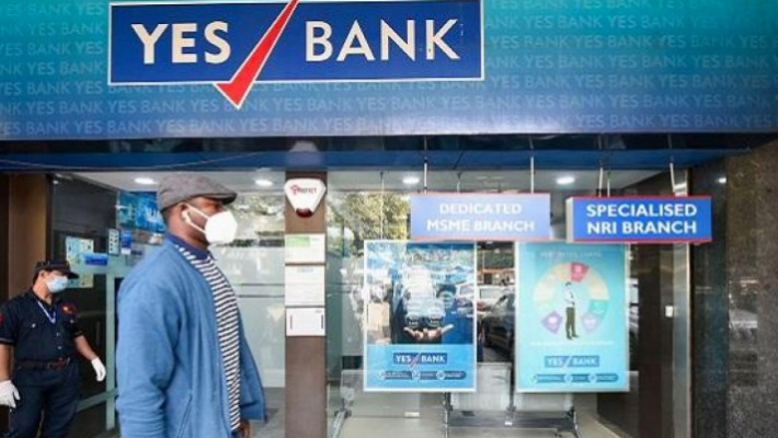 Yes Bank posts Q4 loss of Rs 3,788 cr