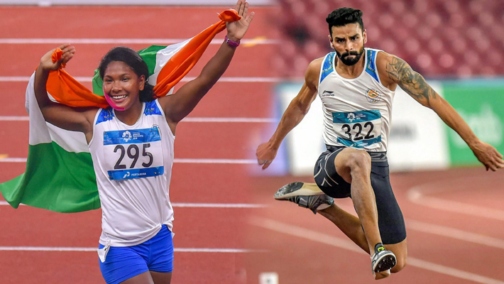 Swapna, Arpinder strike gold, Dutee clinches second Asian Games medal