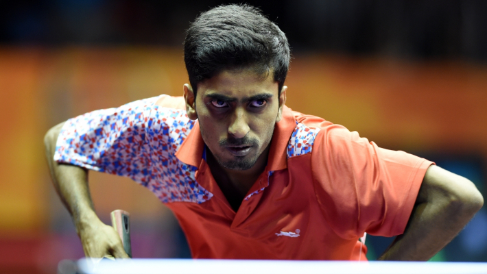 Sathiyan bows out of TT WC in Round of 16