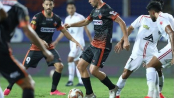 Sylla, Angulo score as NorthEast and Goa share points