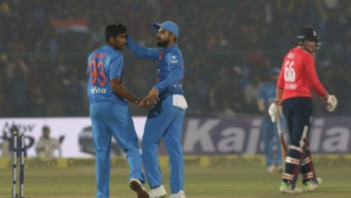 Kohli, Bumrah find place in Wisden's T20I team of the decade