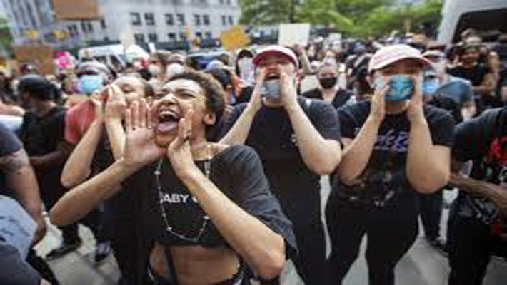 US: Massive protests raise fears of new virus outbreaks
