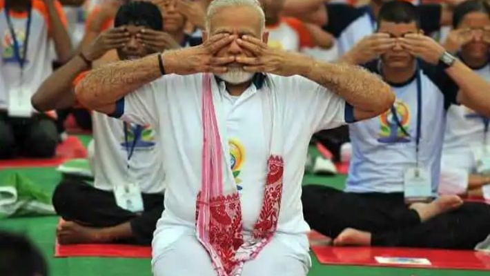 From Hollywood to Haridwar, people have paid serious attention to yoga during pandemic, says PM