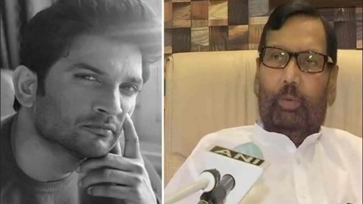 Ram Vilas Paswan seeks CBI probe into actor Sushant's death