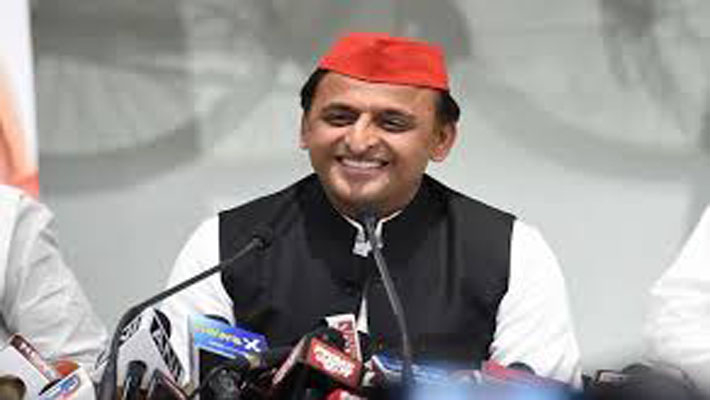 SP supported independent RS candidate to expose BSP-BJP ties: Akhilesh